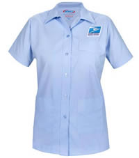<br>(Ladies' USPS Authorized Postal Uniform Shirt Jac