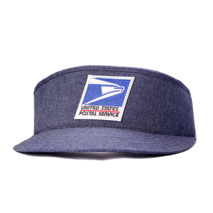 <br>(Postal Uniform Sun Visor for Letter Carriers