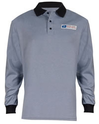 ELBECO POLO SHIRT CLERK L/S